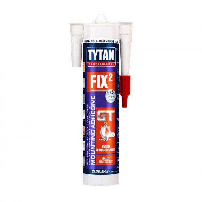 Бързо монтажно лепило Tytan Professional FIX GT