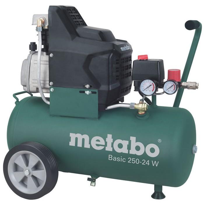Компресор Metabo Basic 250-24W / 1.5kW