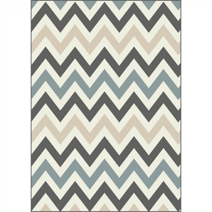 Машиннотъкан килим Dream 18001-140 / 80x150см