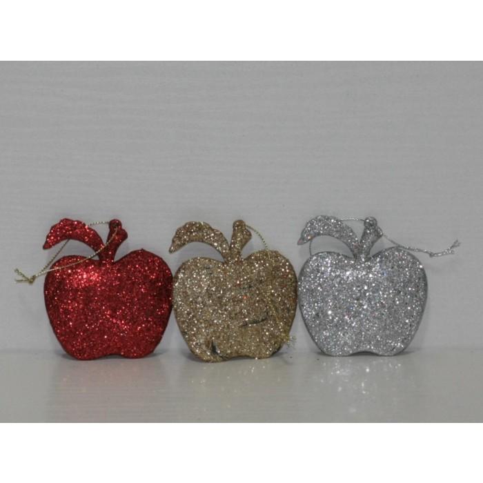 Коледна украса Ябълка