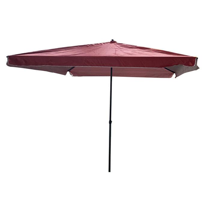 Градински / плажен чадър W-S026 червен
