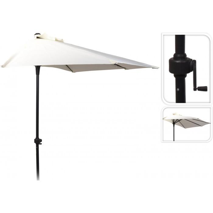 Чадър полукръг FC3000220 Taupe 250см