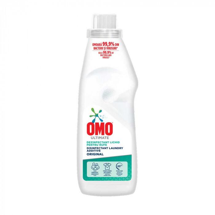 Дезинфектант за пране Omo Disinfect Original 1.2л