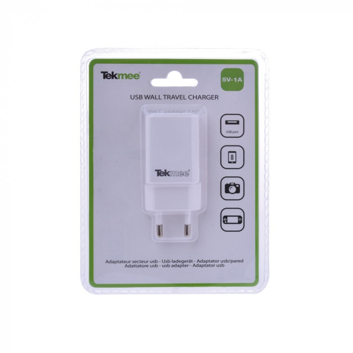 USB адаптер 5V 1A