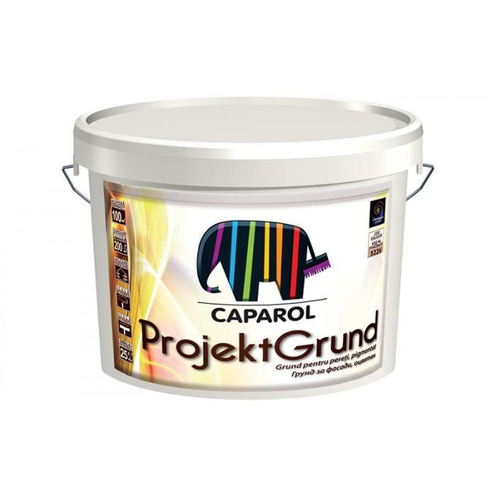 Специален грунд за фасадни мазилки Caparol ProjektGrund 25kg
