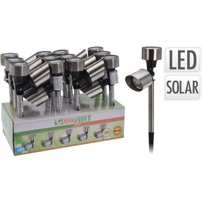 Соларна LED лампа Mini Spot DX9300580 / 26см