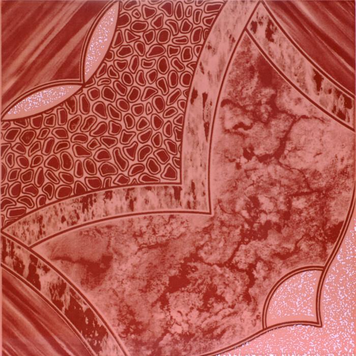 Подови плочки / Прищина кафяви 333x333мм