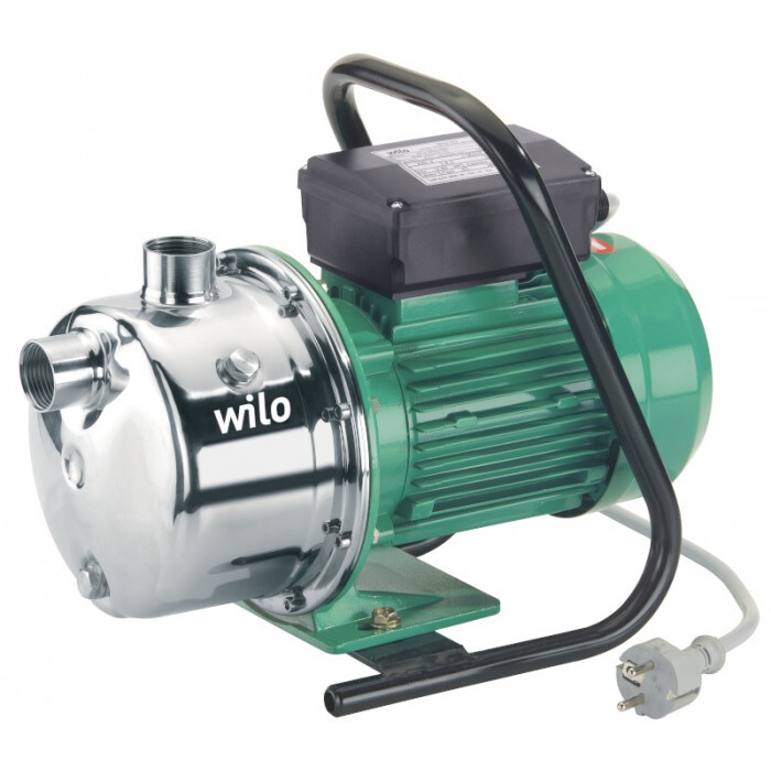Самозасмукваща помпа Wilo WJ 204 X EM / 1300W