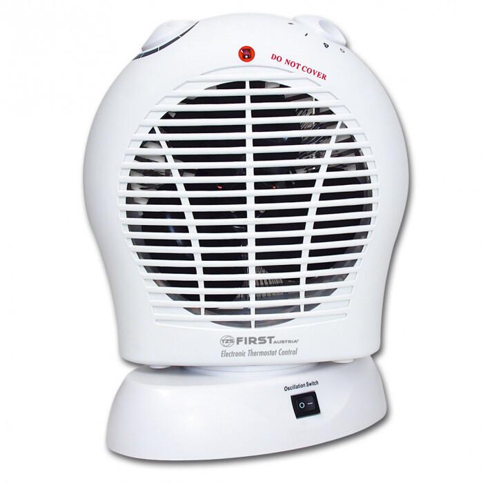 Вентилаторна печка First FA-5569 / 2000W