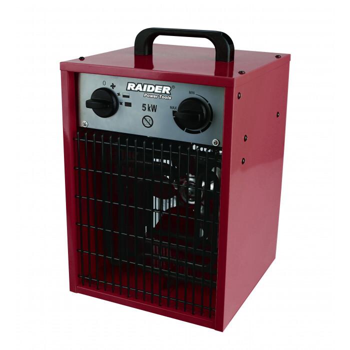 Електрически калорифер Raider RD-EFH05 / 5kW