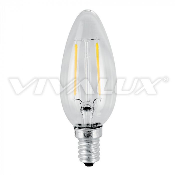 Led лампа bf35 2w e14 3000k