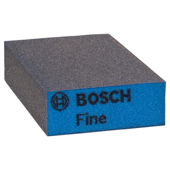Шлайф гъба Bosch фина 69х97х26мм