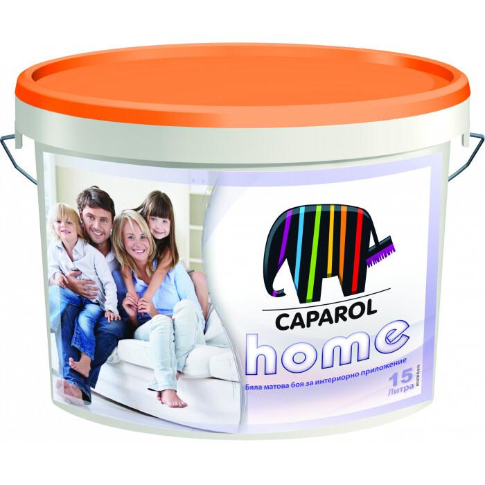 Интериорен латекс Caparol Home 15L