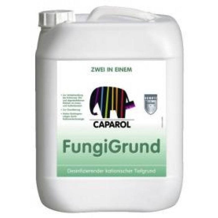 Фунгициден грунд Caparol FungiGrund 10л