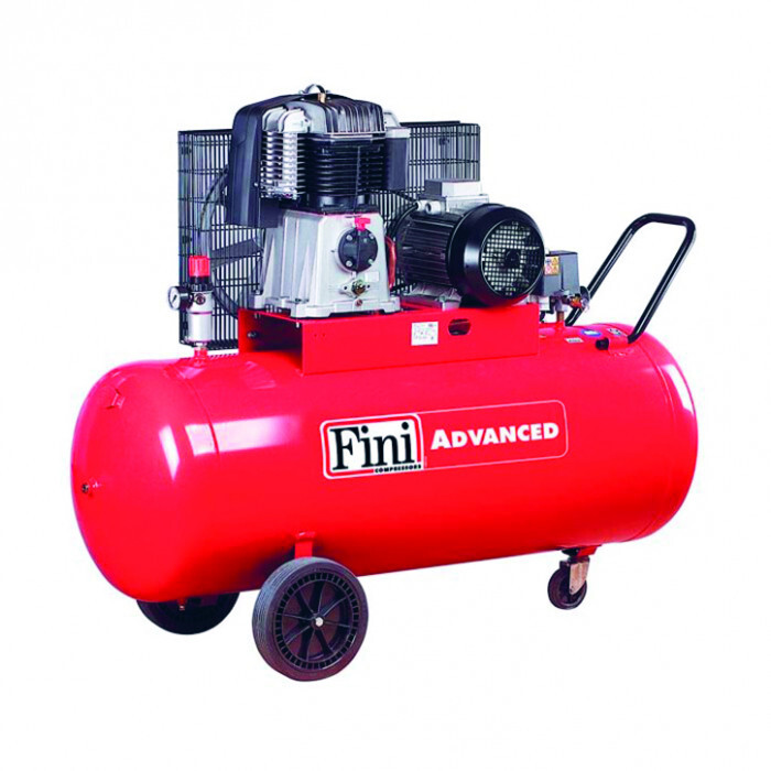 Бутален компресор Fini BK119-270-7.5 / 5.5kW