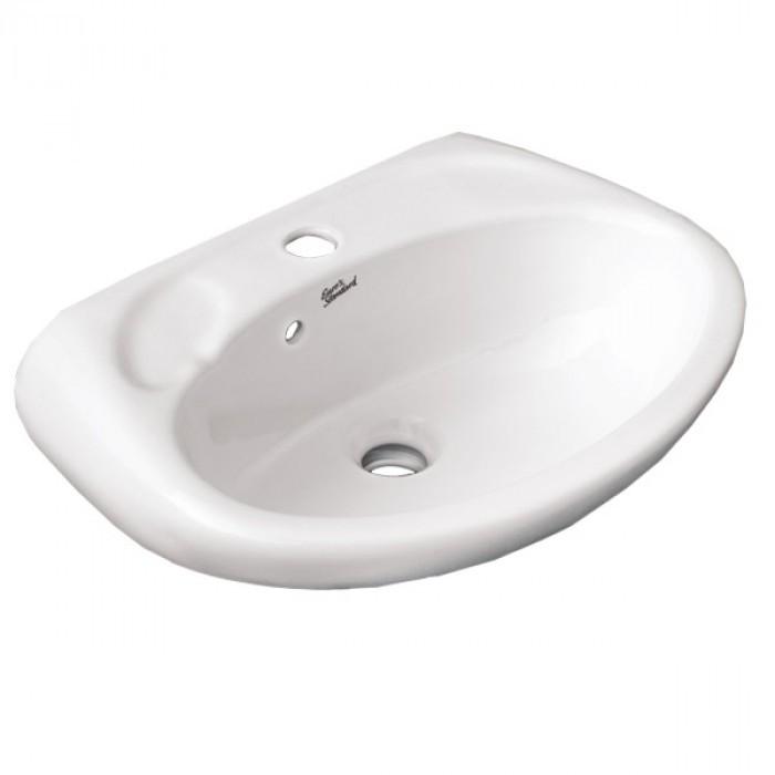 Кристално бяла мивка Matiz 50 см