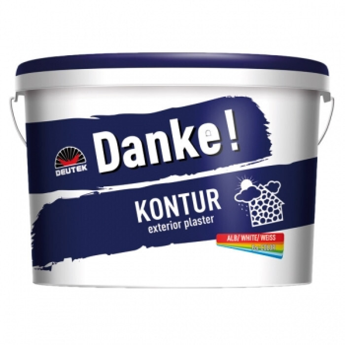 Пердашена полимерна мазилка Danke Kontur 1.5мм  / 30кг