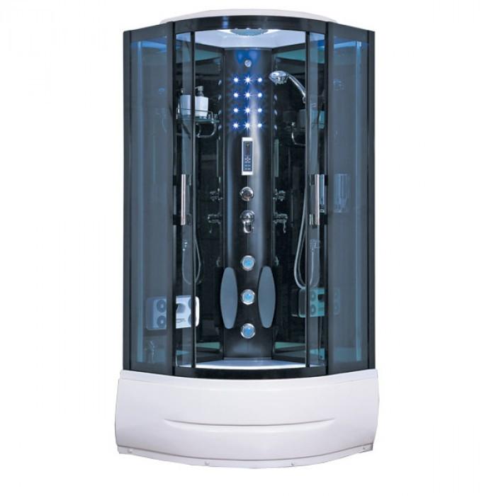 Парна баня с компютърен контрол 215x90x90см