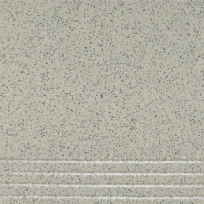 Гранитогрес за облицоване на стълби 333x333 светлосив