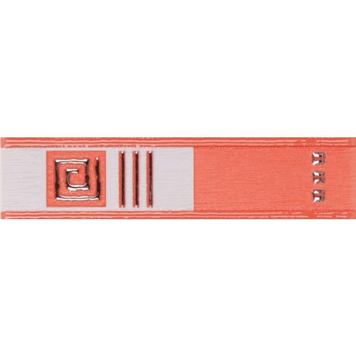 Стенни плочки / фриз 50 x 200 Осака лукс червен