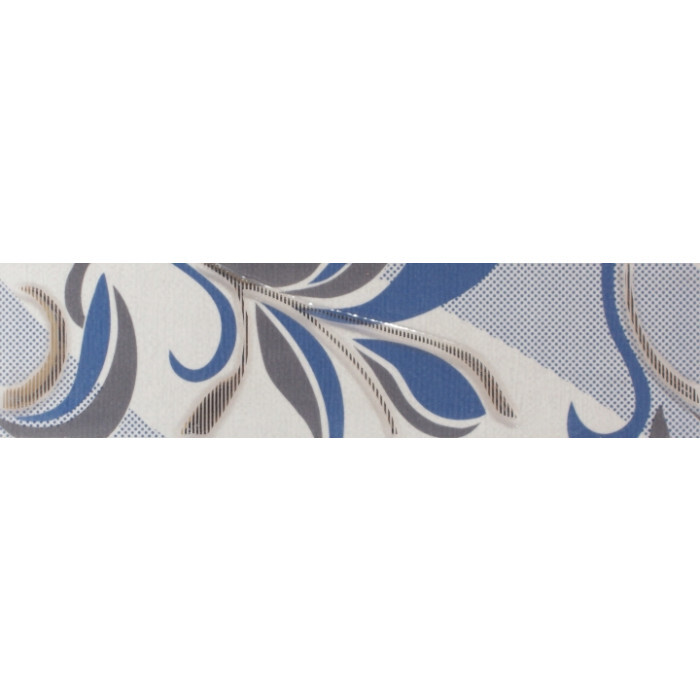 Стенни плочки / фриз 60 x 250 Царин лукс син