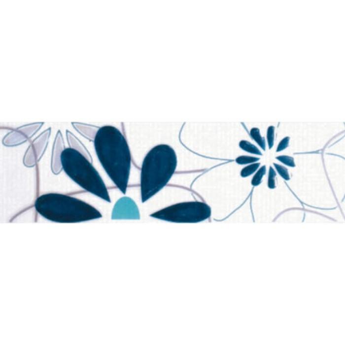 Плочки за стенна декорация / фриз 80x250 Kарла сини