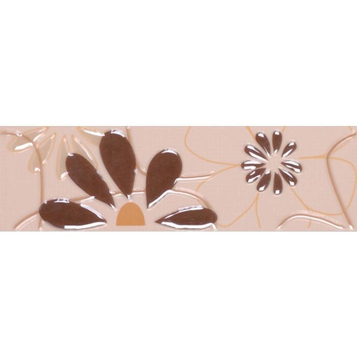 Плочки за стенна декорация / фриз 80x250 Карла лукс бежови