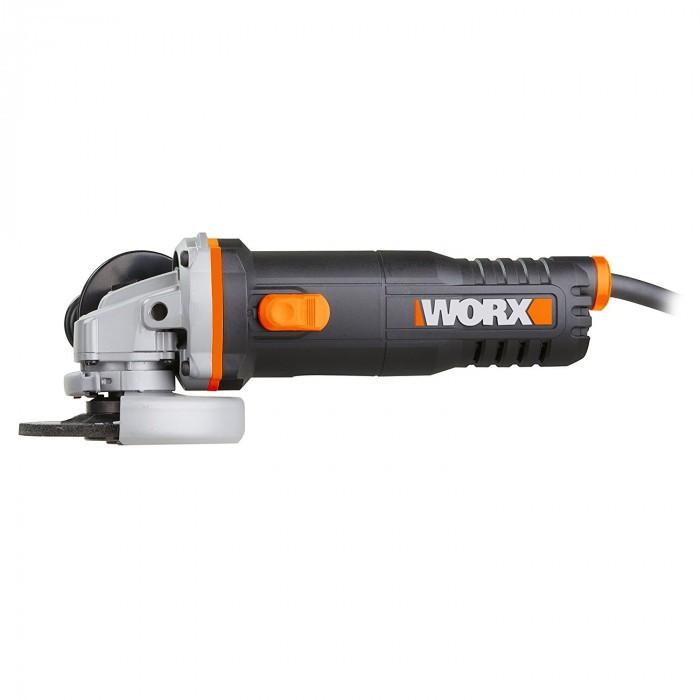 Ъглoшлайф Worx WX712 / 125мм