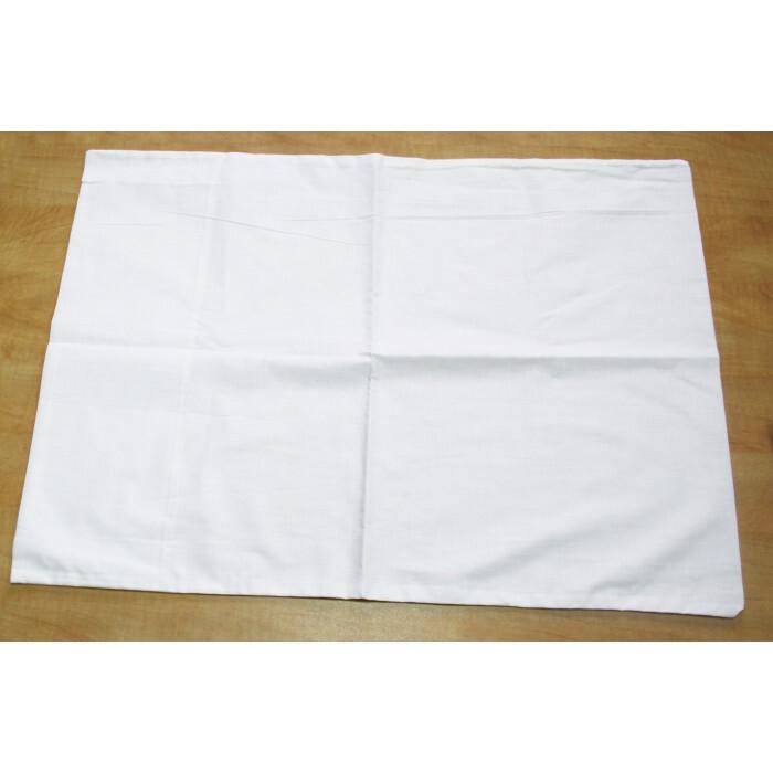 Калъфка бяла 50х70 см