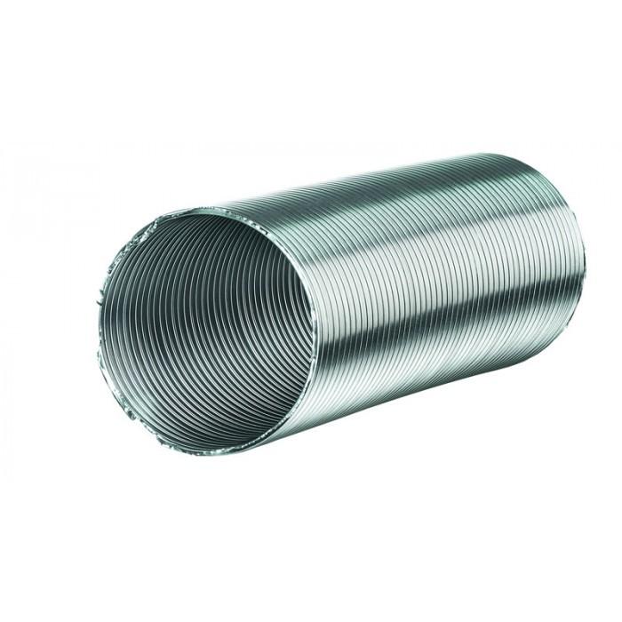 Гъвкав алуминиев въздуховод Aluvent M ø125/1м