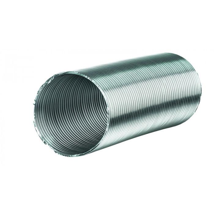 Гъвкав алуминиев въздуховод Aluvent M ø200/1м