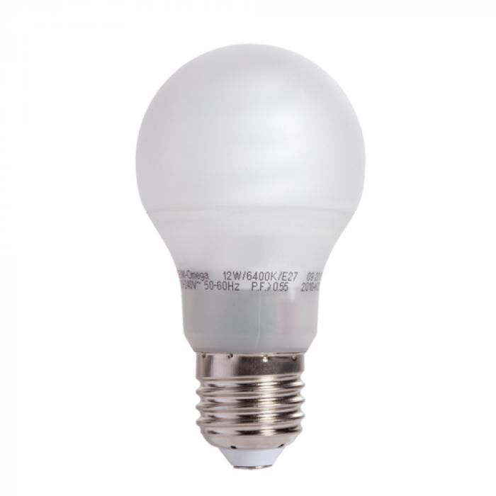 Eнергоспестяваща лампа 20W E27 6400k