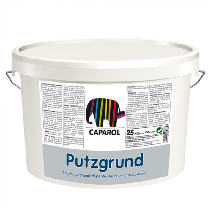 Грунд за мазилки Caparol Capatect Putzgrund 25кг