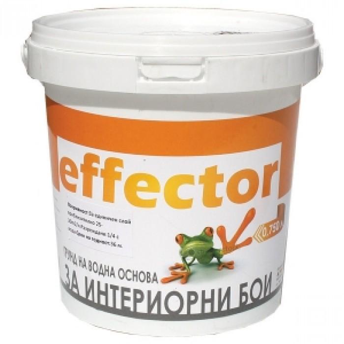 Интериорен грунд Effector 0.750 л