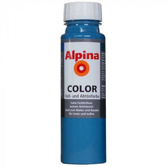 Оцветители за ръчно тониране Alpina color cool blue