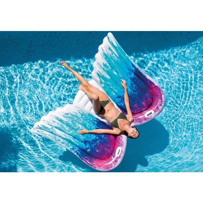 Надуваем борд Intex Ангелски крила / Angel Wings Mat