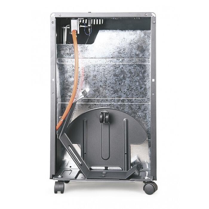 Газова печка с 3 степени Tesy LD 168 D 4200W
