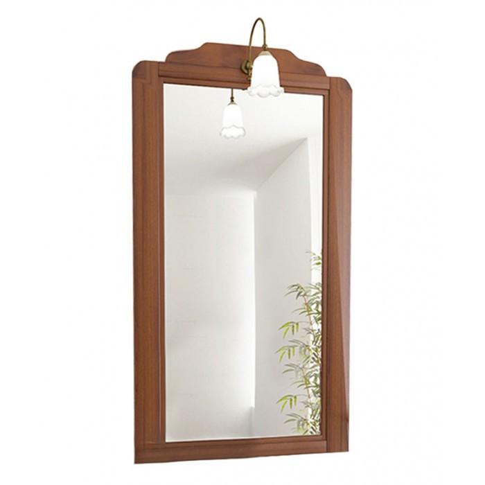 Огледало за баня Savini Due Лаура 59х112см