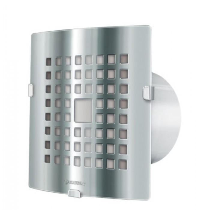 Вентилатор Blauberg LUX 100-1 с вградена LED крушка / 14 W