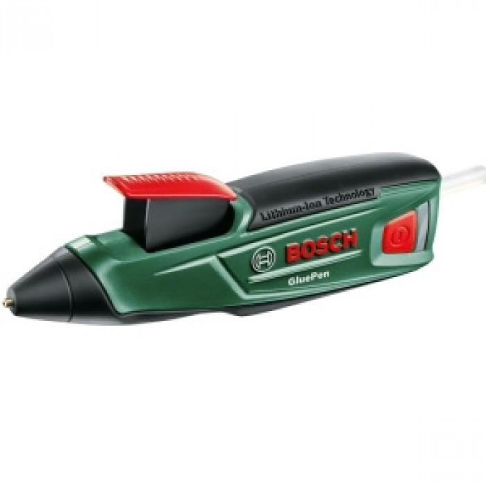 Акумулаторен пистолет за лепене Bosch GluePen Li-Ion 3.6V 1.5Ah