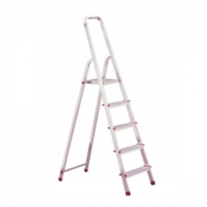 Алуминиева стълба 4+1