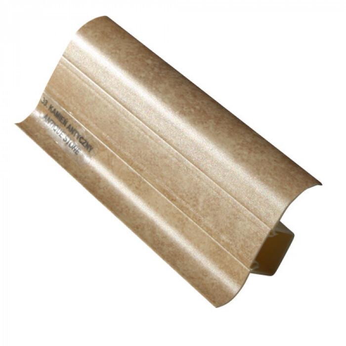 PVC перваз с кабел канал Salag SG56/33 Античен Камък