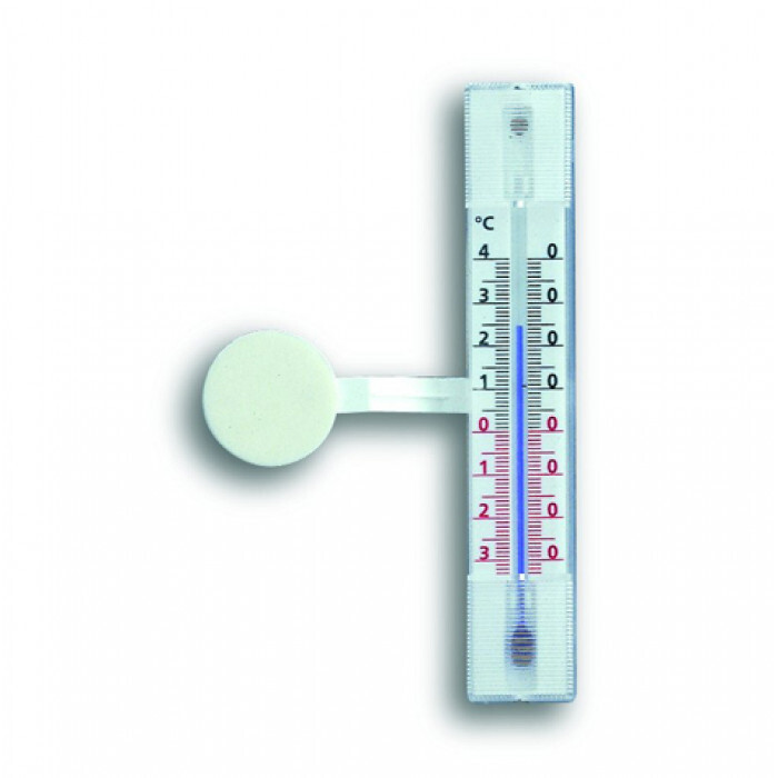 Термометър за рамка на прозорец 140х25 мм