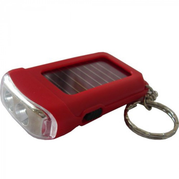 Фенерче с 2LED и соларна батерия