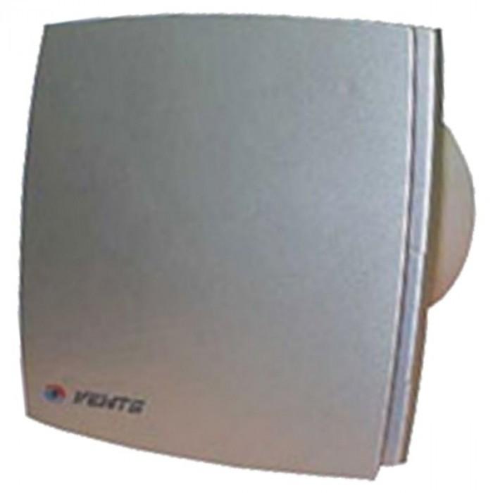 Вентилатор Vents 100LDA 14W алуминий мат