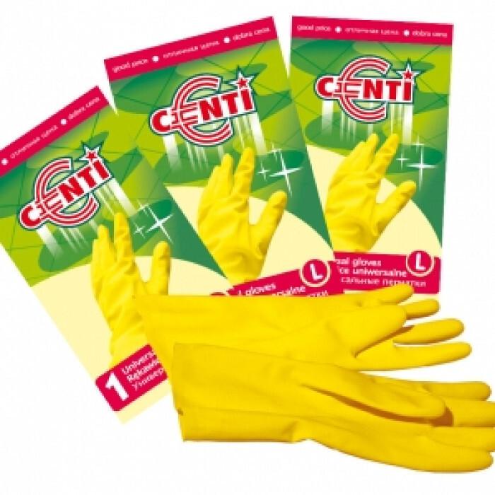 Гумени  ръкавици l