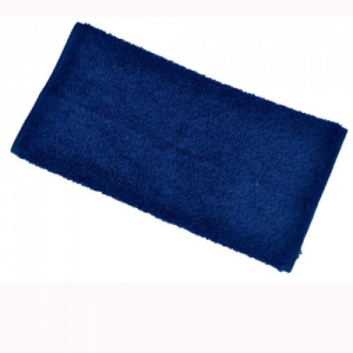 Хавлиена кърпа русалка 30/50 см т. син