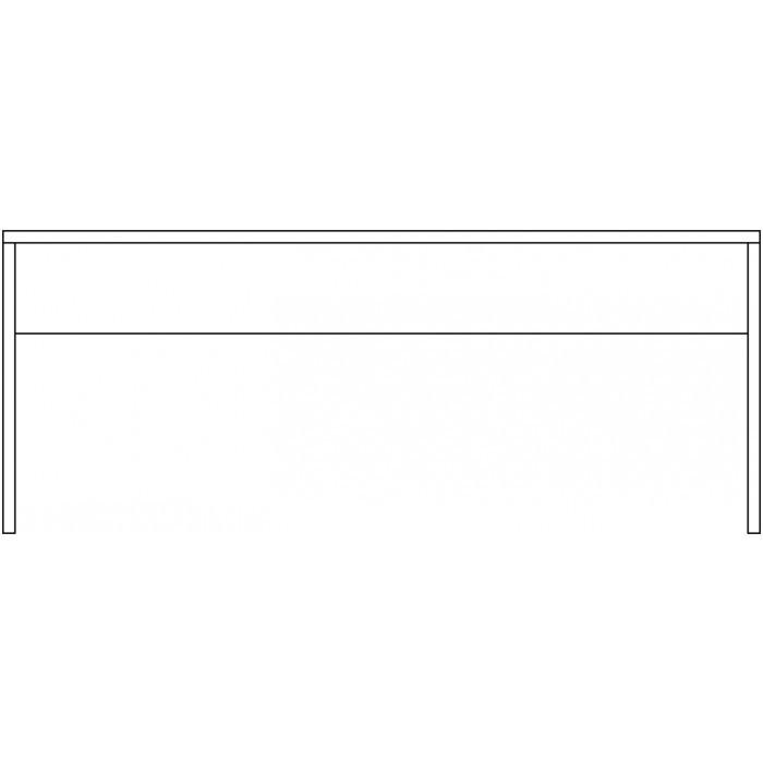 Холна маса / Венге 100х50х41.5см