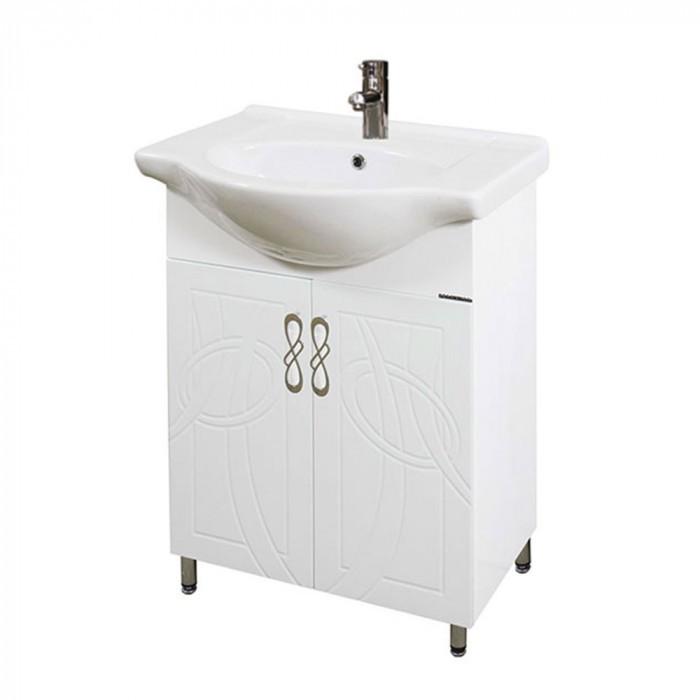 Долен шкаф за баня с мивка Макена Жаклин