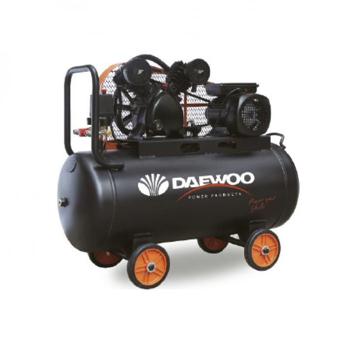 Електрически бутален ремъчен компресор Daewoo DAAC 100C V Type